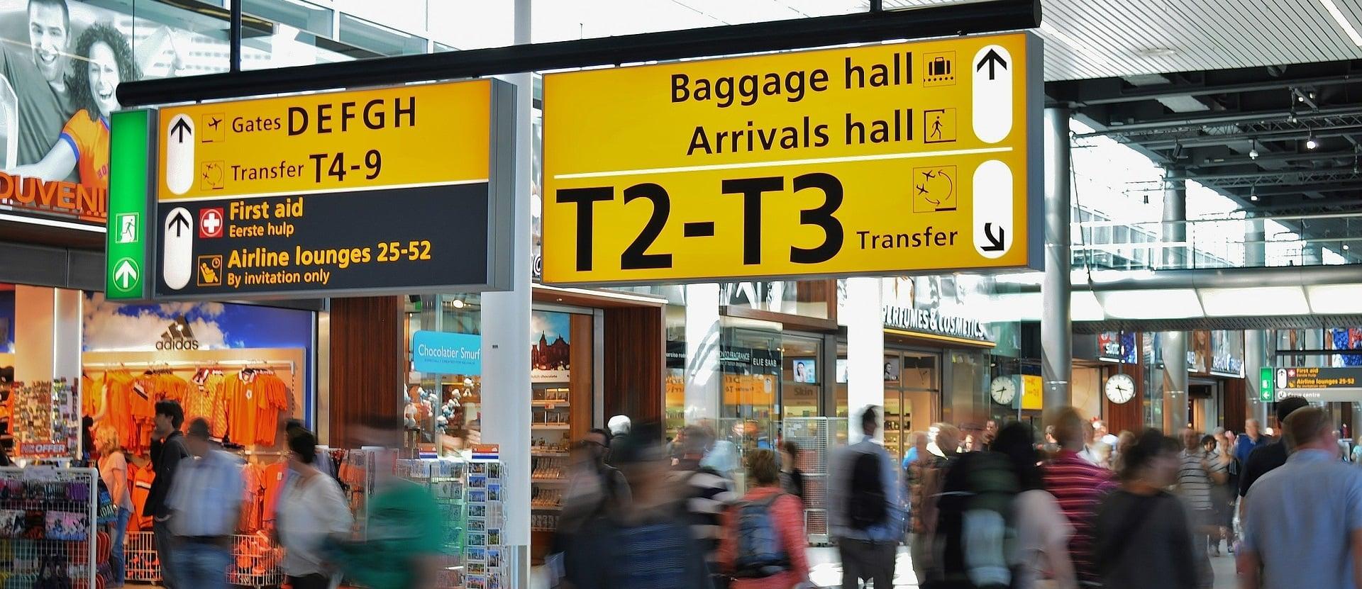 lufthavn i london