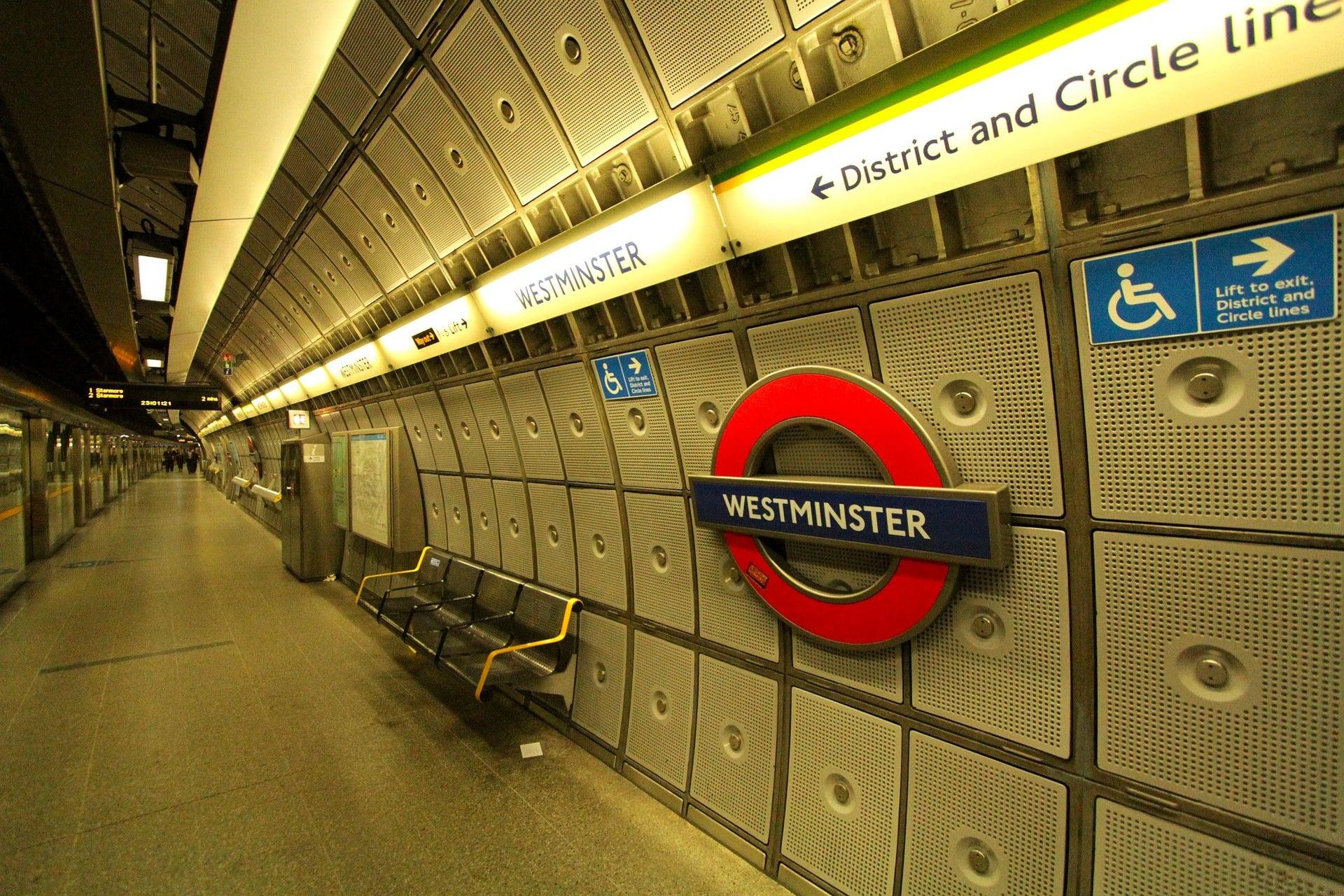 The Tube I London London Dk